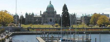 The Legislature Building, Victoria
